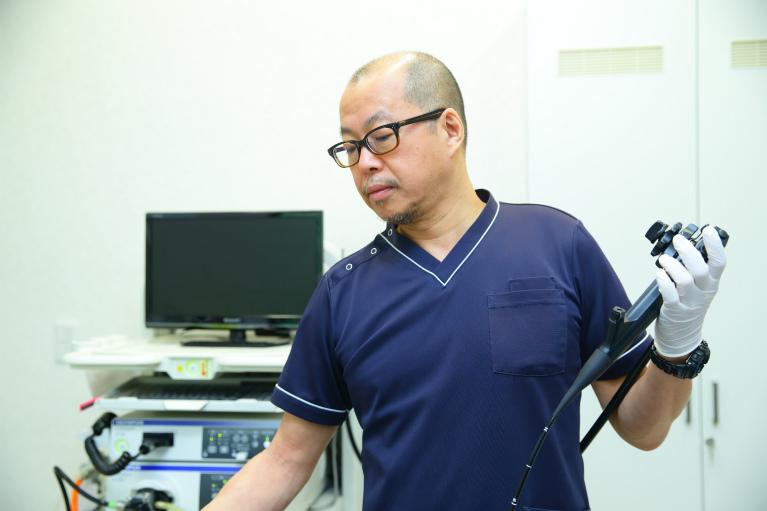 大腸カメラ(大腸内視鏡検査)とは